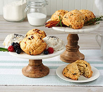 Seven Sisters (12) 4 oz. Sweet and Savory Scones - M55042