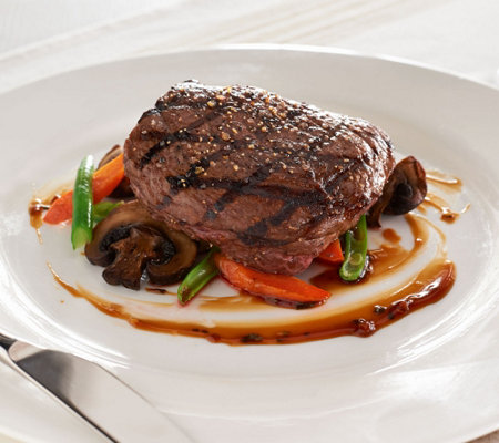 Kansas City Steak Company (16) 8 oz. Top Sirloin Steaks Auto-Delivery