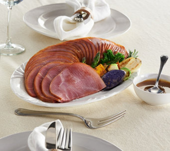 Rastelli Market Fresh 3.5-4.5 lb. Boneless Sliced Ham - M52644
