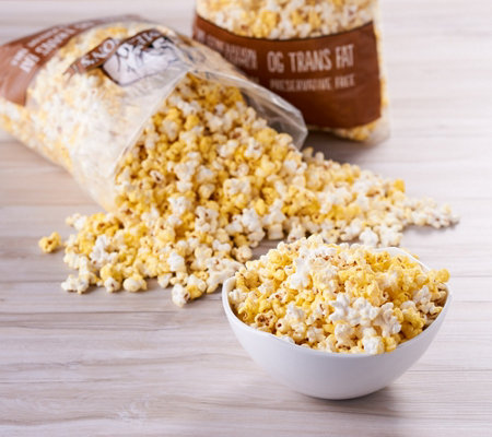 Farmer Jon's Set of 2 Large 1.5-gallon Popcorn Bags