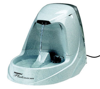 Radio Systems Drinkwell Platinum Fountain 168 oz - M112746