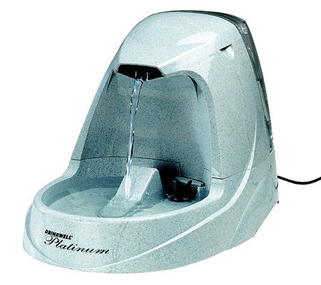 Radio Systems Drinkwell Platinum Fountain 168 oz