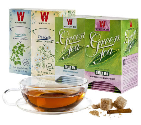 Wissotzky Tea The Dream Team - The Christine Collection