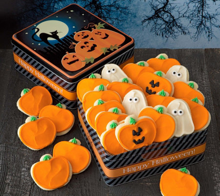 Cheryl's Grand Halloween Tin