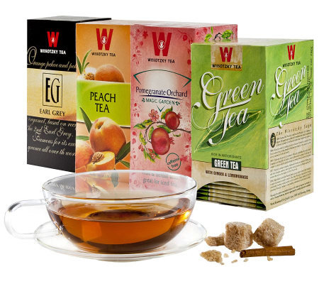 Wissotzky Tea Moments of Magic - The Beatrice Collection