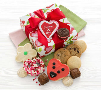 Cheryl's Hearts and Flowers Treats Box - M115152