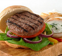 Kansas City Steak Company (10) 4.5 oz. Steakburgers - M54652