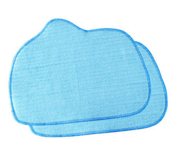 SteamFast A140-000 Replacement Microfiber Padsfor Steam Mop - M111653