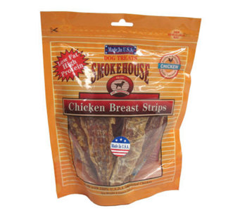Chicken Strips Dog Treat, 8-oz. Bag - M109354