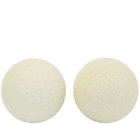 Bio Cleaner 2-Pack Wool Dryer Balls