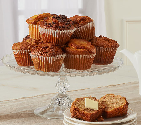 Jimmy the Baker 12-piece Seasonal Muffin Sampler