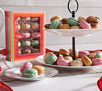 Cocola Bakery 30 Count Macaron Assortment - M52355