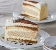 Junior's 5 lb. Tiramisu Cheesecake