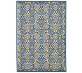 "Safavieh Courtyard Teardrop 2'4"" x 6'7"" Rug with Sisal Weave - M109156"