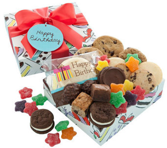 Cheryl's Birthday Fun Treats Box - M115456