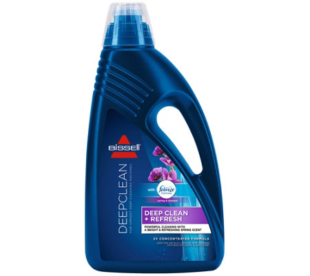 Bissell 2X Deep Clean & Refresh Febreze Spring& Renewal