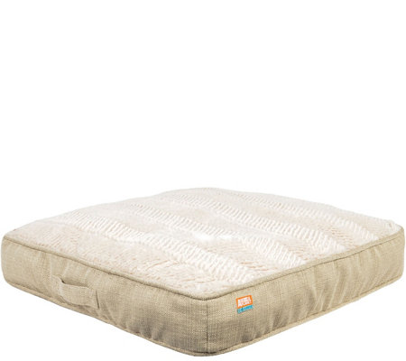 Animal Planet Medium Gusset Square Pet Bed