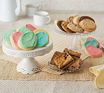 Cheryl's 30 Piece Easter Cookie and Brownie Assortment - M54156