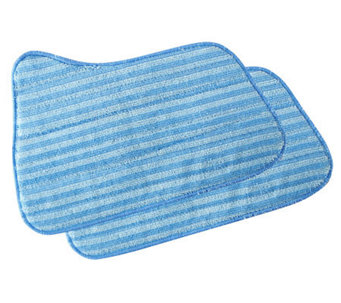 SteamFast Replacement Microfiber Pads for 3-in-1 Steam Mop - M111657