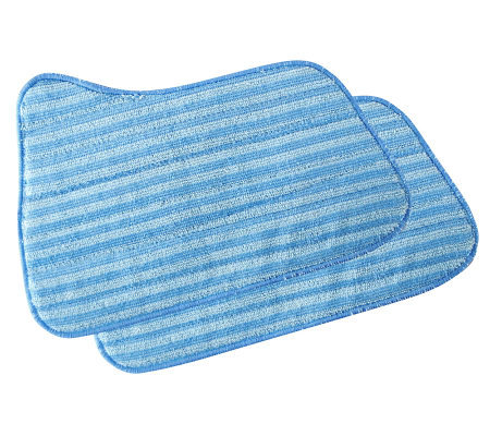 SteamFast Replacement Microfiber Pads for 3-in-1 Steam Mop