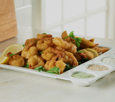 Perfect Gourmet 60-piece Buttermilk Breaded Shrimp Auto-Delivery