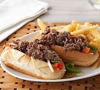 Bella Brand (16) 4 oz. Philly Sandwich Steaks Auto-Delivery - M55657