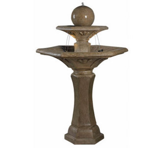 Provence Outdoor Floor Fountain - M110658