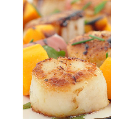 Anderson Seafoods 2 lbs Large Eastern Scallops