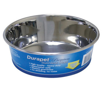 Durapet Food/Water Bowl - 2qt - M110560