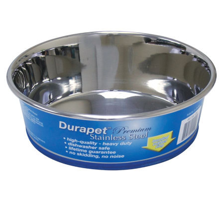 Durapet Food/Water Bowl - 2qt