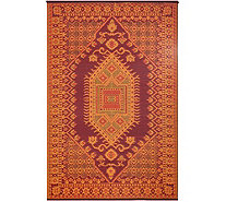 Mad Mats 4' x 6' Turkish Indoor/Outdoor Reversible Floor Mat - M53660