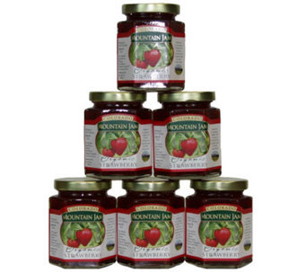 Colorado Mountain Jam Certified Organic Strawberry Jam - M111761
