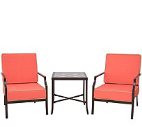 Scott Living 3-Piece Deep Seating Patio Set - M46561