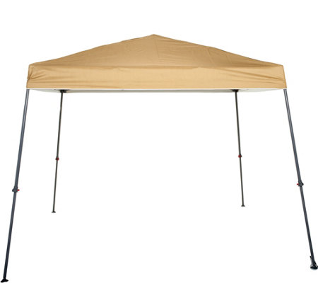 Compass Home 8'x8' EZ Open Pop-Up Canopy with Height Adjustment
