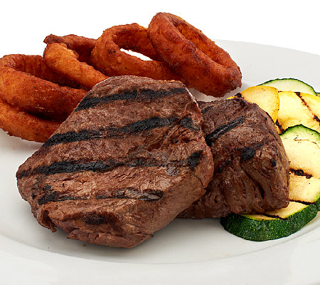 Kansas City Steak (10) 5-oz Top Sirloin Steaks