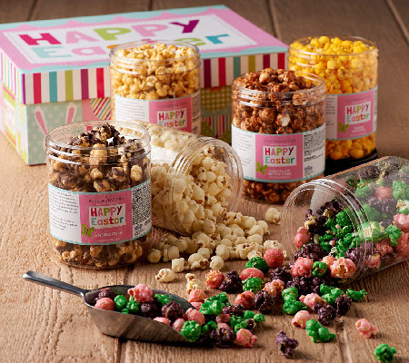 The popcorn factory 6 flavor gourmet popcorn easter gift box qvc the popcorn factory 6 flavor gourmet popcorn easter gift box negle Choice Image