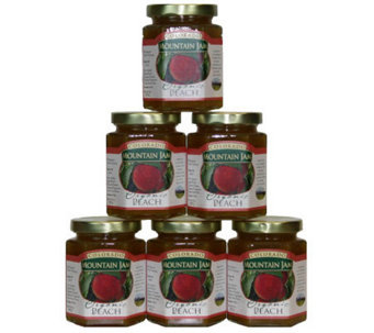 Colorado Mountain Jam Certified Organic  PeachJam - M111763