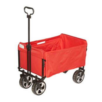Hampton Dunes All Terrain Collapsible Wagon with Table Top