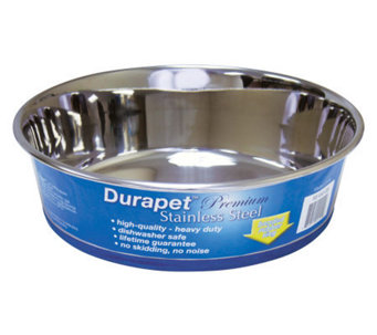Durapet Food/Water Bowl - 4.5qt - M110564