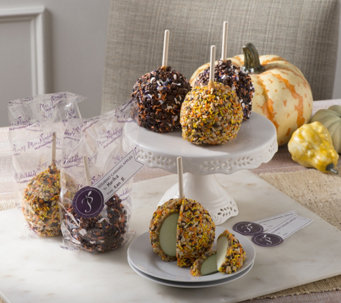 Mrs. Prindables 14 Piece Halloween Caramel Apple Assortment - M52764