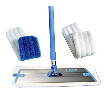 e-cloth Floor 4-Piece Cleaning Set
