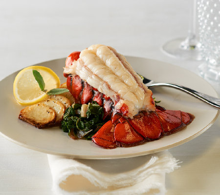 Lobster Gram (6) 6-7 oz. Lobster Tails Auto-Delivery