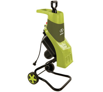 Sun Joe Electric Wood Chipper and Shredder - M50766