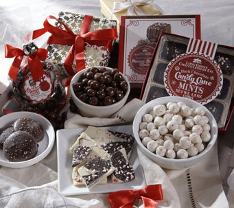 Long Grove Confectionery 7 Pack Holiday Chocolate Assortment - M53566