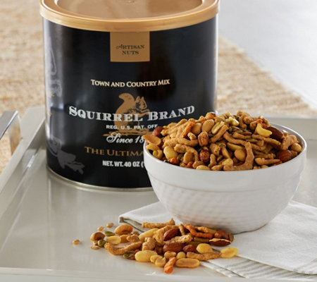 Squirrel Brand (2) 2.5 lb. Original Town & Country Mix Auto-Delivery