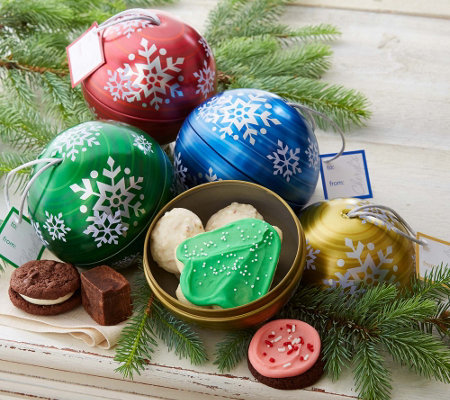 Cheryl's Holiday Ornaments, Set of 8