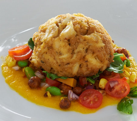 Graham & Rollins (10) 5 oz. Classic Crab Cakes Auto-Delivery