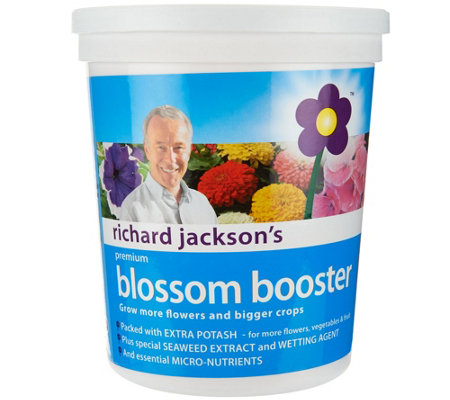 Richard Jackson's 1.5lb Blossom Booster Plant Food Concentrate