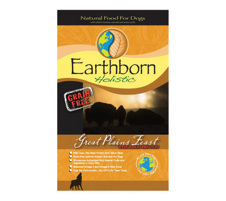 Earthborn Great Plains Feast Dog Food