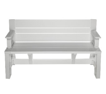 Convert-A-Bench Ultra II Outdoor 2-in-1 Bench-to-Table w/5 Year LMW - M42770